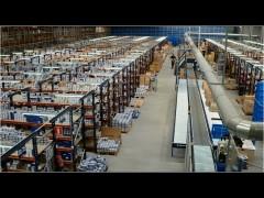 Centre logistique de réussite !