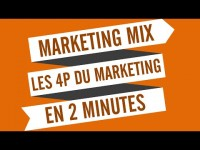 Marketing mix : les 4P du marketing en 2 minutes