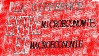 Quelle est la différence entre la microéconomie et la macroéconomie ?