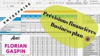 PRÉVISIONS FINANCIÈRES | BUSINESS PLAN