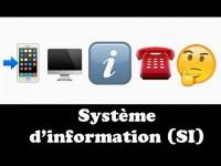 Le système d'information expliqué en emoji !