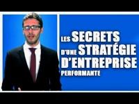 Comment élaborer une STRATÉGIE D'ENTREPRISE performante ?